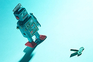 a proper robot